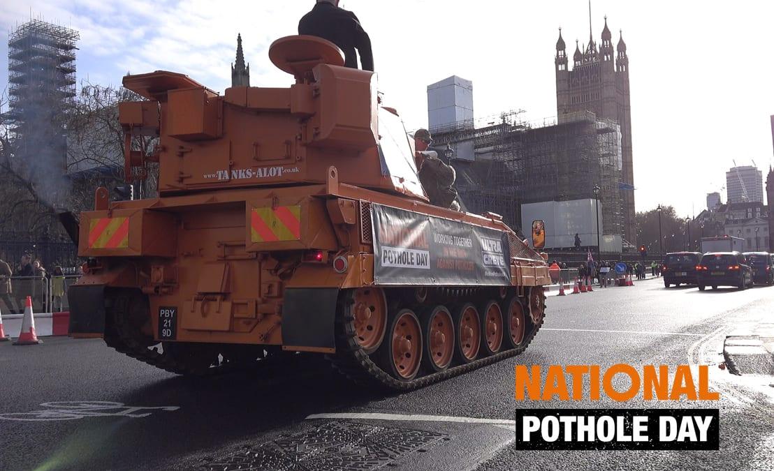 National Pothole Day